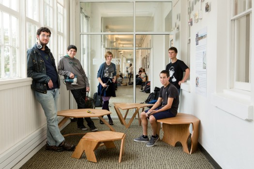 Advanced Product Design at The Bay School