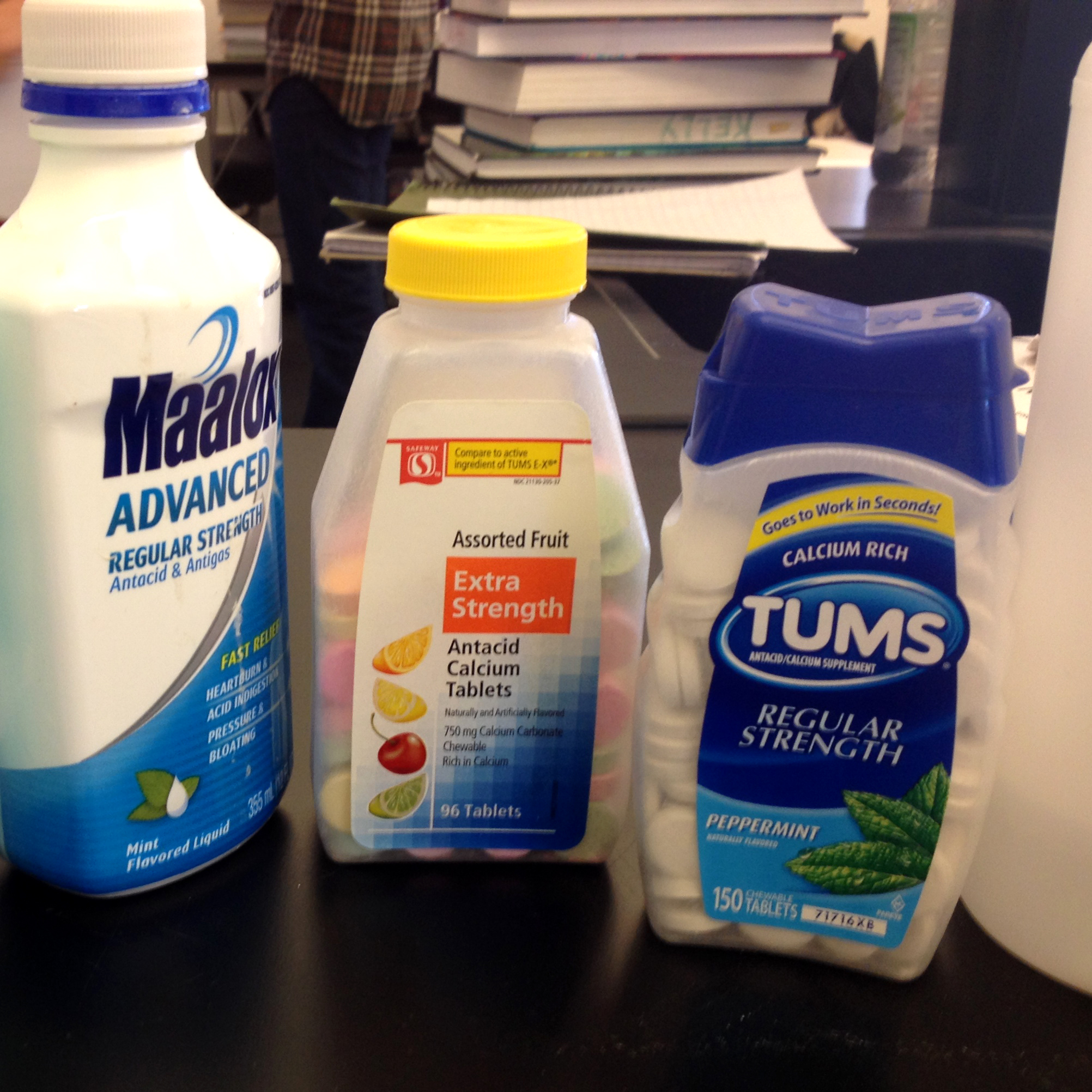 antacid lab The antacid test consumers see or hear ads for antacids on television, radio, and in magazines chapter 6 real-world lab you, the consumer.