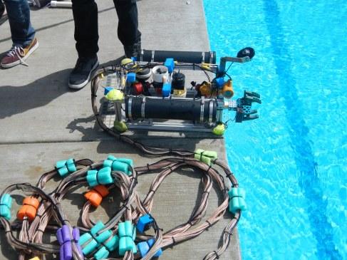 The ROV itself