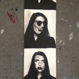 Painting 1B: Finished Photo Booth Project