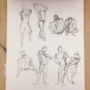 Life Drawing Session