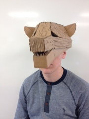 Sculpture 1B Spirit Animal Project