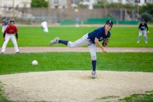 Boys Varsity Baseball 2015