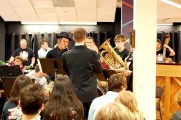 Molalla and Bay Jazz Performances