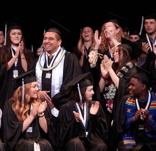 The Bay School graduation 2019